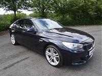 2015 BMW 5 SERIES GRAN TURISMO 520D GT M SPORT AUTOMATIC 184 BHP £17490.00