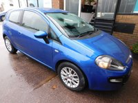 USED 2011 11 FIAT PUNTO EVO 1.2 MYLIFE 3d 68 BHP