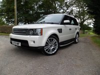 USED 2010 10 LAND ROVER RANGE ROVER SPORT 3.6 TDV8 SPORT HSE 5d AUTO 269 BHP FANTATSIC EXAMPLE. LAST OF THE GREAT 3.6TDV8'S SPORTS. 12 MONTHS MOT. JUST SERVICED. STUNNING CONDITION.
