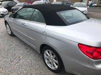 USED 2009 59 CHRYSLER SEBRING 2.7 V6 Limited Cabrio 2dr