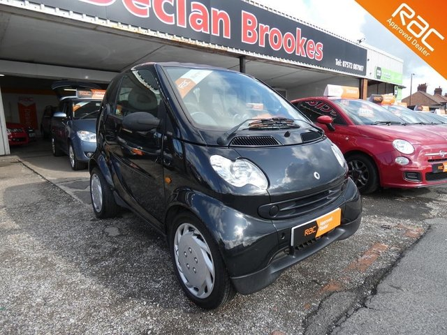 View our SMART CITY COUPE