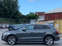 USED 2013 13 AUDI Q5 2.0 TDI S line Plus quattro (s/s) 5dr Heated Seats/ReverseCam/Cruise