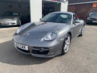 USED 2007 N PORSCHE CAYMAN 3.4 987 S Tiptronic S 2dr FULL SERVICE HISTORY