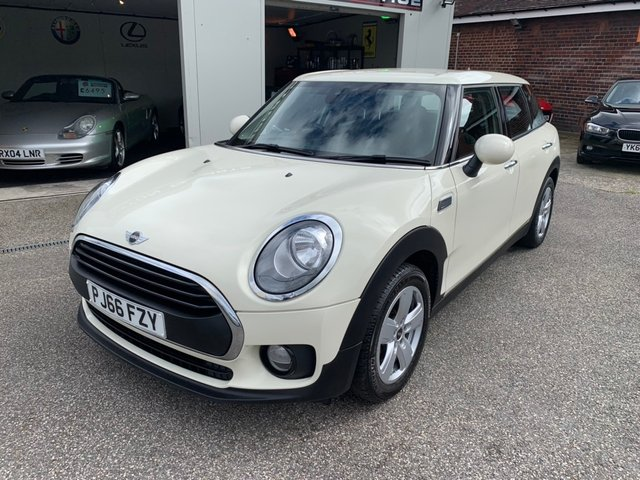 MINI CLUBMAN at Euxton Sports and Prestige