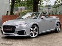 USED 2016 11 AUDI TT 2.5 TFSI Roadster S Tronic quattro (s/s) 2dr £650PCM - NO DEPOSIT REQUIRED!