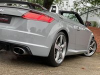 USED 2016 11 AUDI TT 2.5 TFSI Roadster S Tronic quattro (s/s) 2dr £620PCM - NO DEPOSIT REQUIRED!
