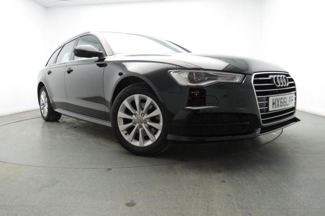 2016 66 AUDI A6 2.0 AVANT TDI ULTRA SE EXECUTIVE 5d 188 BHP
