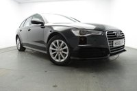 USED 2016 66 AUDI A6 2.0 AVANT TDI ULTRA SE EXECUTIVE 5d 188 BHP Parking Sensors- Sat Nav- DAB