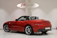 USED 2012 61 BMW Z4 3.0 Z4 SDRIVE35I M SPORT ROADSTER 2d 302 BHP PRO NAV/BMW WARRANTY/LOW MILES