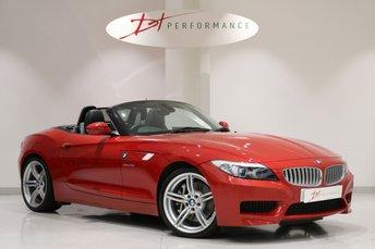 2012 BMW Z4 3.0 Z4 SDRIVE35I M SPORT ROADSTER 2d 302 BHP £17950.00