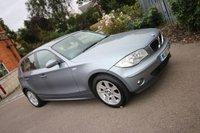 2005 BMW 1 SERIES 1.6 116I SE 5d 114 BHP + 12 MONTHS MOT £1990.00