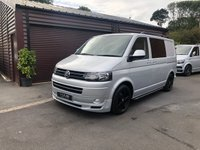 USED 2011 11 VOLKSWAGEN TRANSPORTER VW 2011 T5.1 Transporter SWB Custom Kombi  Finance arranged with low deposit and HP plans up to 10 years.
