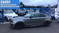 USED 2011 07 BMW 1 SERIES 2.0 120D M SPORT 2d AUTO 177 BHP Just Arrived, Awaiting Preparation! New MOT & Service Before Handover