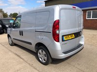 USED 2015 15 VAUXHALL COMBO 1.3 2000 L1H1 CDTI S/S SPORTIVE 90 BHP