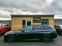 USED 2014 14 BMW 5 SERIES 3.0 530D M SPORT TOURING 5d AUTO 255 BHP 2014 BMW 530d M-Sport Auto  ****FINANCE AVAILABLE**** £62 per week  .