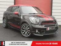 USED 2013 13 MINI PACEMAN 1.6 JOHN COOPER WORKS 3d 215 BHP £8000 OF OPTIONAL EXTRAS!!