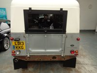 USED 2013 13 LAND ROVER DEFENDER 2.2 TD DCB 1d 122 BHP