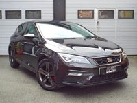 USED 2017 66 SEAT LEON 1.4 TSI FR TECHNOLOGY 5d 148 BHP