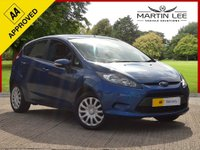 USED 2009 09 FORD FIESTA 1.2 STYLE 5d 81 BHP FACELIFT 5 DOOR GREAT FIRST CAR