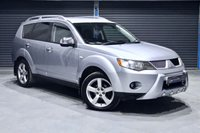 USED 2010 MITSUBISHI OUTLANDER 2.0 INTENSE WARRIOR H-LINE DI-D 5d 139 BHP