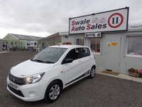 USED 2016 66 SUZUKI CELERIO 1.0 SZ3 5d 67 BHP £27 PER WEEK, NO DEPOSIT - SEE FINANCE LINK