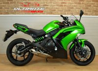 2015 KAWASAKI ER-6F (EX650 EFF) 650CC COMMUTER, ONE OWNER, LOW MILES £3795.00