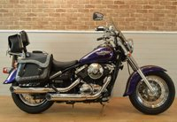 USED 2002 02 KAWASAKI VN 800 VULCAN CLASSIC 800CC, LOW MILES, ONE OWNER