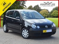 USED 2003 03 VOLKSWAGEN POLO 1.2 S 5d 63 BHP LOW MILEAGE POLO GREAT FIRST CAR