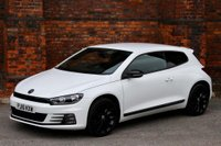 USED 2016 16 VOLKSWAGEN SCIROCCO 2.0 TSI BlueMotion Tech GT Hatchback 3dr BLACK EDITION STYLING PACK-NAV