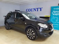 USED 2012 62 NISSAN QASHQAI 1.6 N-TEC PLUS 5d 117 BHP * TWO OWNERS WITH HISTORY *