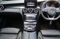 USED 2015 MERCEDES-BENZ C CLASS 4.0 AMG C 63 PREMIUM 4d AUTO 469 BHP