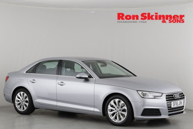 View our 2016 16 AUDI A4 2.0 TDI ULTRA SE 4d AUTO 148 BHP