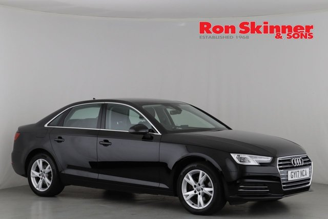 View our 2017 17 AUDI A4 1.4 TFSI SPORT 4d 148 BHP