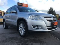 USED 2008 08 VOLKSWAGEN TIGUAN 2.0 SE TDI 5d 138 BHP Full & comprehensive service history, this car has been well looked after, by it's previous owners.