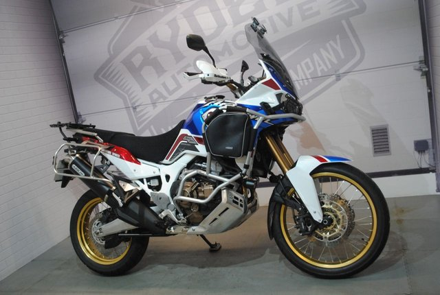 USED 2018 18 HONDA CRF 1000 AFRICA TWIN ADVENTURE SPORTS DCT