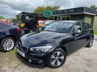 2016 BMW 1 SERIES 1.5 116D SE 5d 114 BHP £10489.00