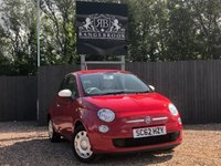 2013 FIAT 500 1.2 COLOUR THERAPY 3dr £4399.00