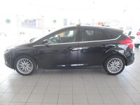 USED 2014 14 FORD FOCUS 1.0 ZETEC 5d 99 BHP