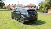 USED 2014 14 LAND ROVER RANGE ROVER SPORT 3.0 SDV6 AUTOBIOGRAPHY DYNAMIC 5d AUTO 288 BHP SUPERB SPEC VEHICLE WITH A TOTAL LAND ROVER HISTORY THIS CAR COST NEW £85000 IN 2014