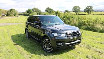 2014 LAND ROVER RANGE ROVER SPORT 3.0 SDV6 AUTOBIOGRAPHY DYNAMIC 5d AUTO 288 BHP £28900.00
