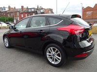 USED 2016 16 FORD FOCUS 1.5 ZETEC TDCI 5d 118 BHP 1 OWNER + FULL SERVICE HISTORY