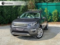 USED 2018 18 LAND ROVER DISCOVERY SPORT 2.0 TD4 HSE LUXURY 5d AUTO 180 BHP