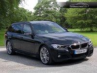 USED 2014 64 BMW 3 SERIES 2.0 320D M SPORT TOURING 5d 181 BHP