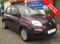 USED 2013 63 FIAT PANDA 1.2 EASY 5d 69 BHP 65.7 MPG EXTRA - ONLY GROUP 4 INSURANCE