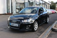 USED 2015 65 AUDI A1 1.4 TFSI Sport (s/s) 3dr