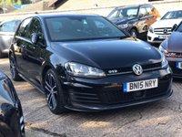 2015 VOLKSWAGEN GOLF 2.0 GTD DSG 5d AUTO 182 BHP £12900.00