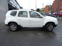 USED 2016 66 DACIA DUSTER 1.5 LAUREATE DCI 5d 109 BHP 4x4