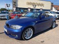 2012 BMW 1 SERIES 2.0 118D M SPORT 2d 141 BHP £7695.00