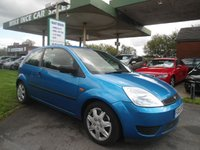 2005 FORD FIESTA 1.2 STYLE CLIMATE 3d 74 BHP £1495.00