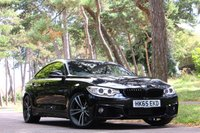 2015 BMW 4 SERIES 435i M SPORT GRAN COUPE 4d AUTO  £SOLD
